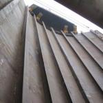 inside pile - hammer view
